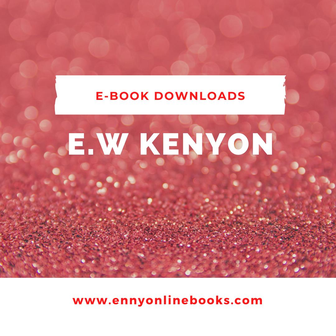 E.W Kenyon