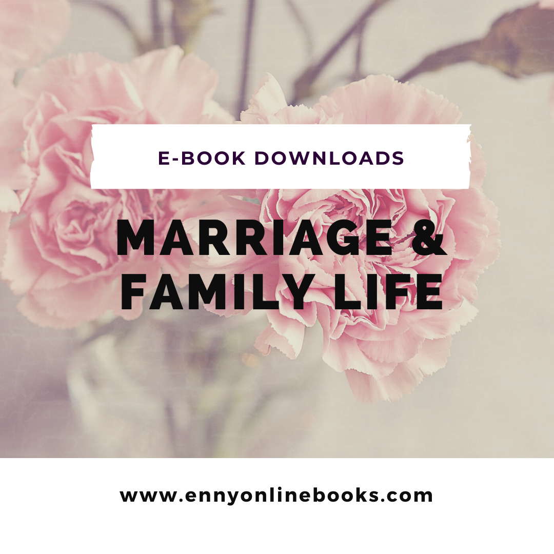 Mariage and family life